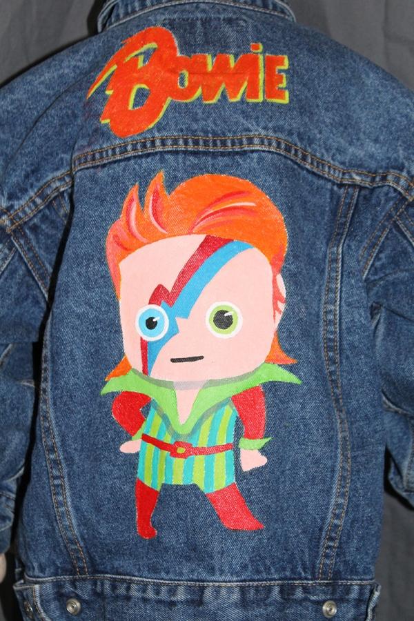 Baby Bowie - Kids (5-7) vintage levi's mini trucker. $99.