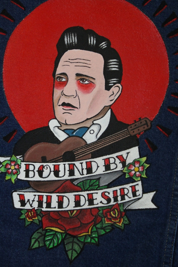 Johnny Cash - Detail
