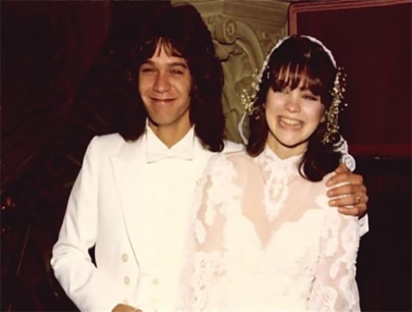 Eddy Van Halen & Valerie Bertinelli