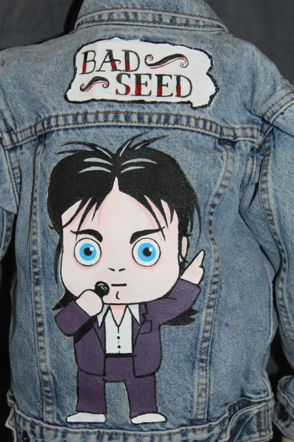 Lil Nick (Cave) - Little kids levi's jacket - $99.