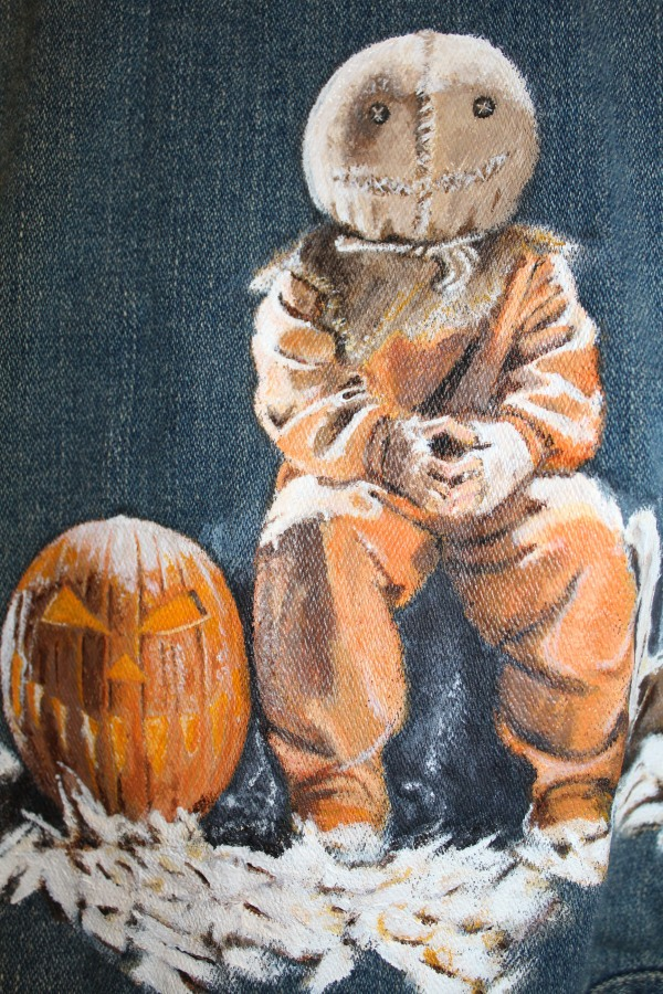 Trick R Treat - Sam detail